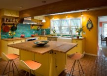 Farmhouse-style-kitchen-in-yellow-and-blue-217x155
