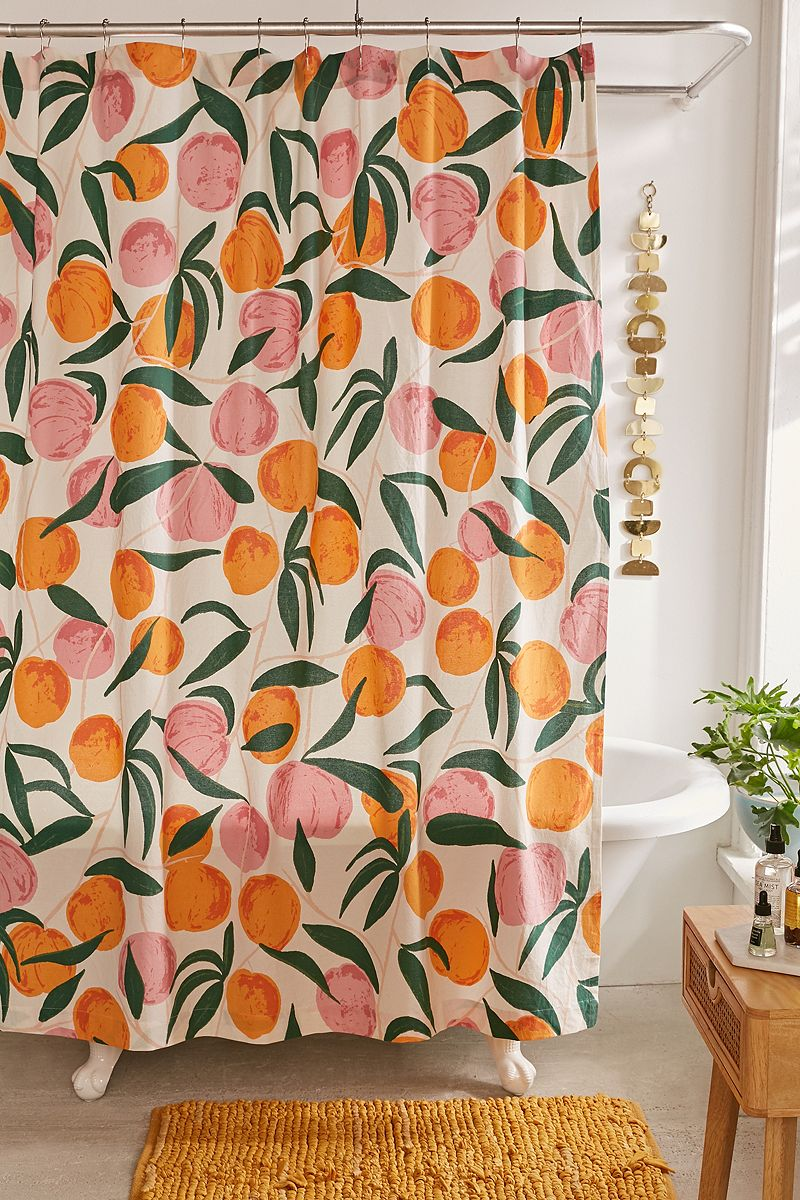 Urban Outfitters Bathroom Shower Curtains