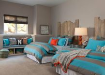 Gray-and-blue-bedding-for-the-modern-rustic-bedroom-217x155