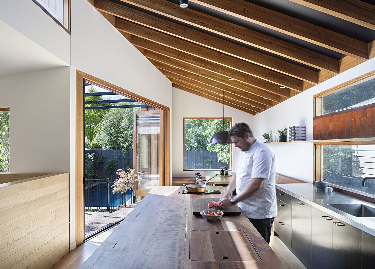 Kitchen is the heart of the revamped Aussie home