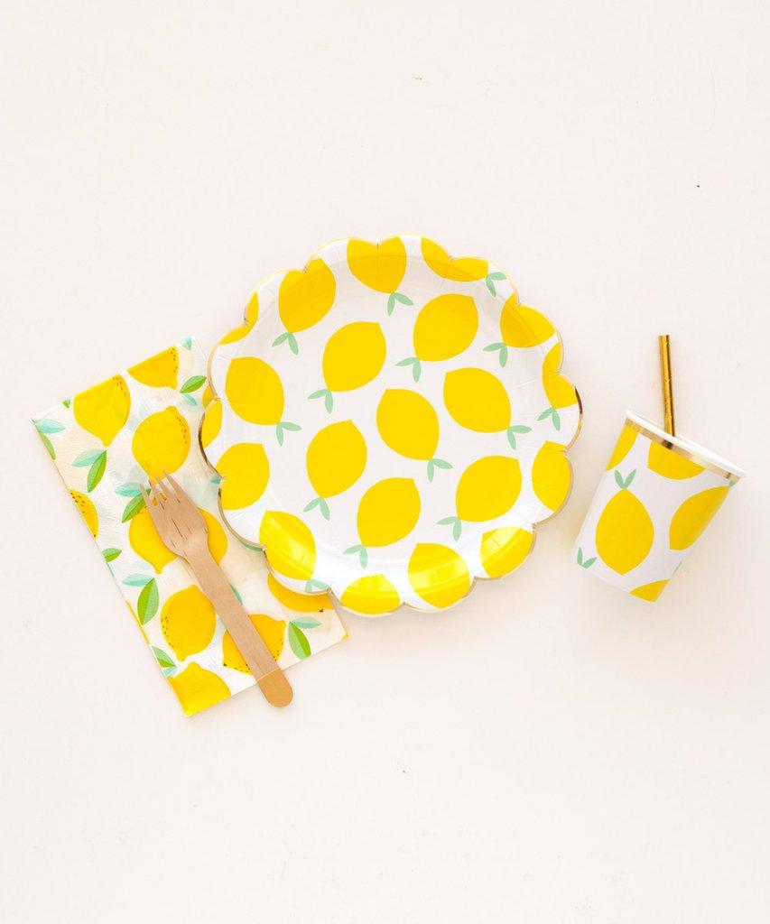 Lemon-partyware