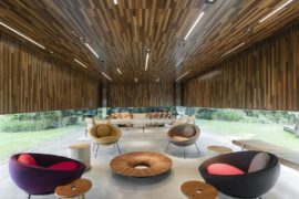 Aging Home in Sao Paulo Transformed into a Stunning Brazilian Furniture Store