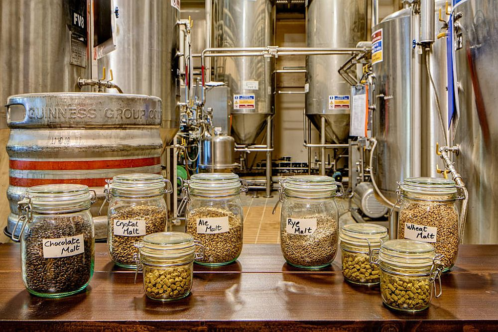 Making-of-the-Guinness-stout