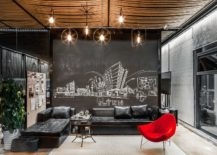 Meeting-room-of-the-office-with-chalkboard-wall-and-rope-ceiling-217x155