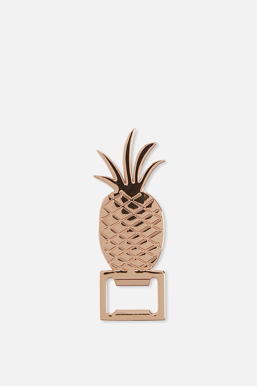 Pineapple-bottle-opener