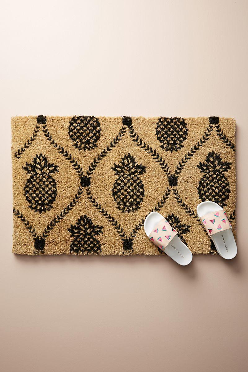 Pineapple-door-mat