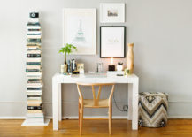 Polished-modern-home-office-in-white-and-gold-217x155
