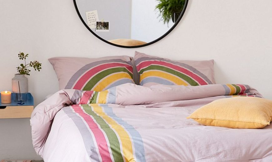 Design Trend: Rainbow Motifs