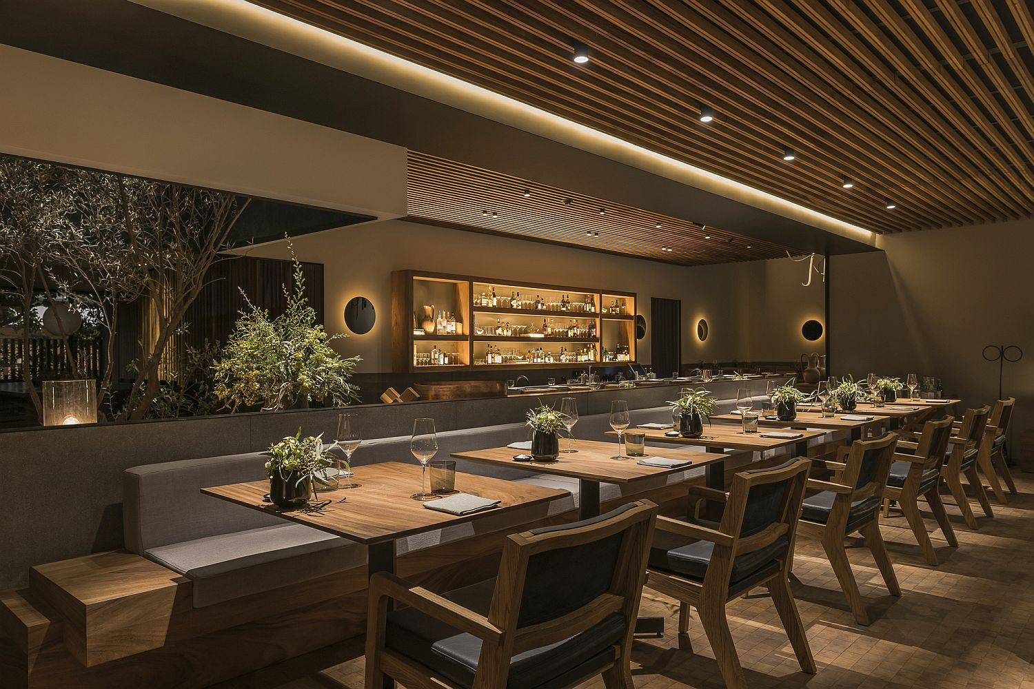 Taste amazing Mexican cuisine at its tasty best set within a modern ambiance at Pujol