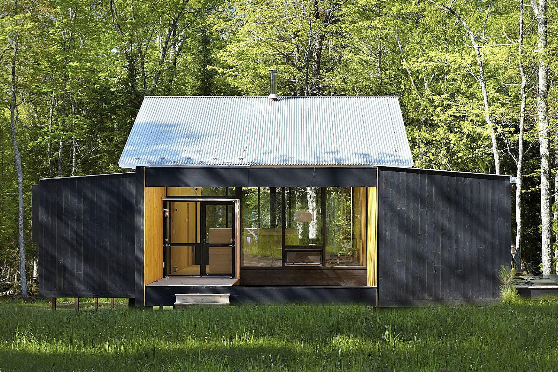 Weekend getaway home in Ashland County, US
