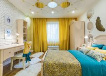 Adding-yellow-and-blue-to-the-eclectic-kids-room-in-style-217x155