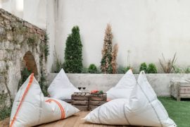 Soak in the Sun: Perfect Small Outdoor Hangouts for Summer and Beyond