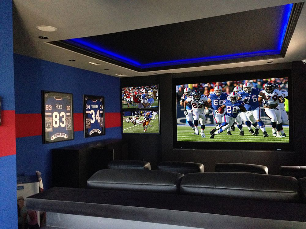 Image Result For Theater Room Designs
