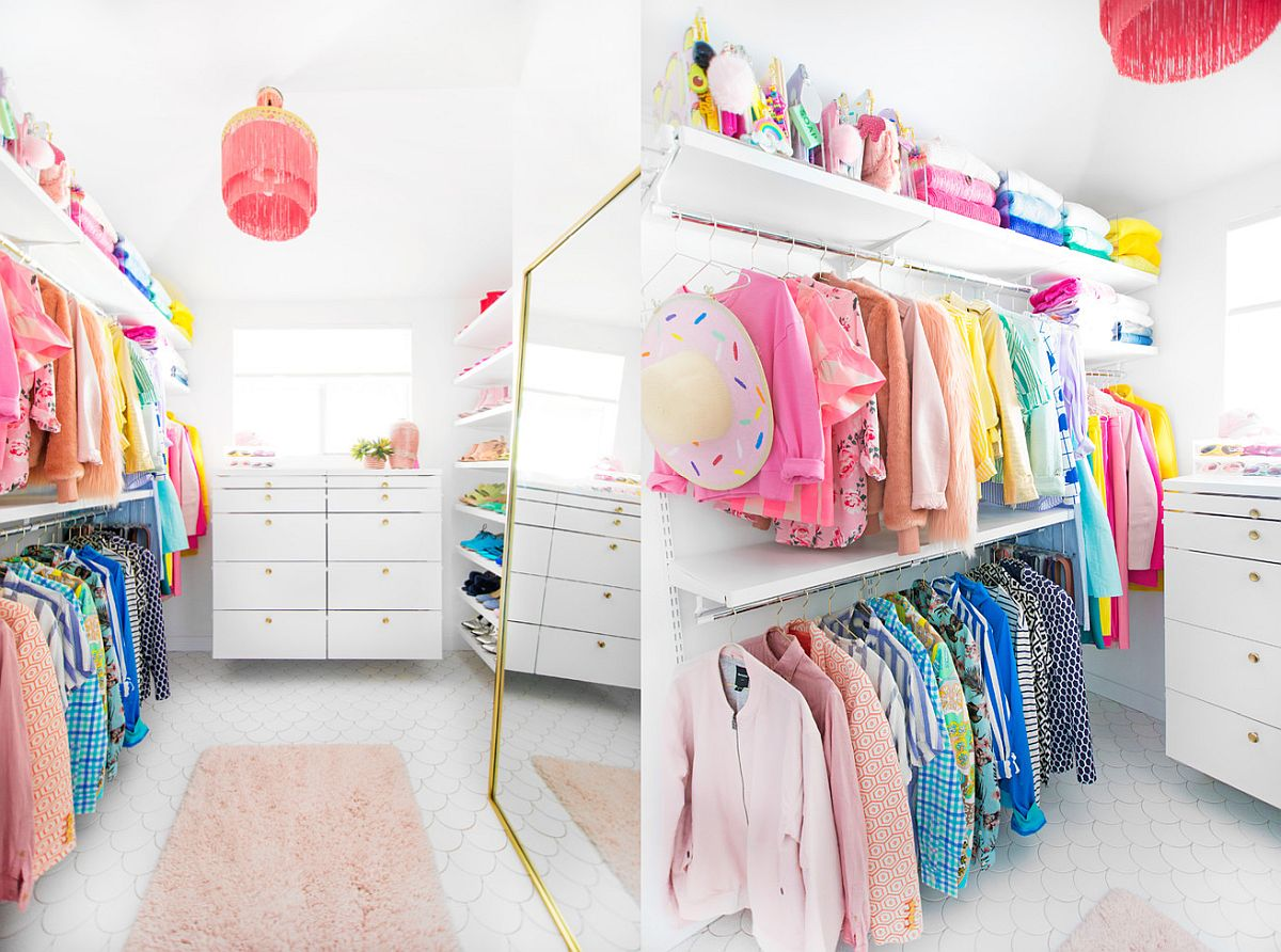 Bright-and-brezzy-eclectic-closet-design-in-white