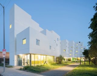 Energy-Efficient 64-Apartment Complex in Los Angeles Makes a Green Splash!