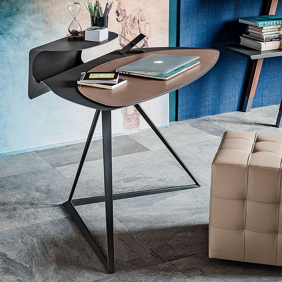 Customize the finish and style of Storm to match the rest of the home work area