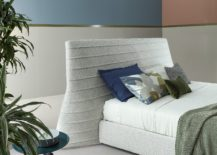 Fabric-covered-headboard-of-the-bed-gives-it-a-unique-look-217x155