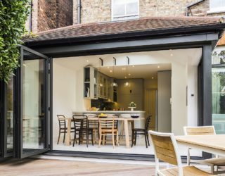 A New Beginning: Modern Makeover of Victorian Townhouse in North London