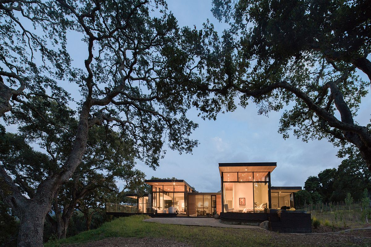 Forty One Oaks by Portola Valley, United States