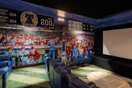 Glorious Game Nights: Best Sports-Themed Media Rooms and Home Theaters