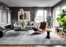Gorgeous-gray-living-space-of-the-light-filled-Stockholm-apartment-217x155