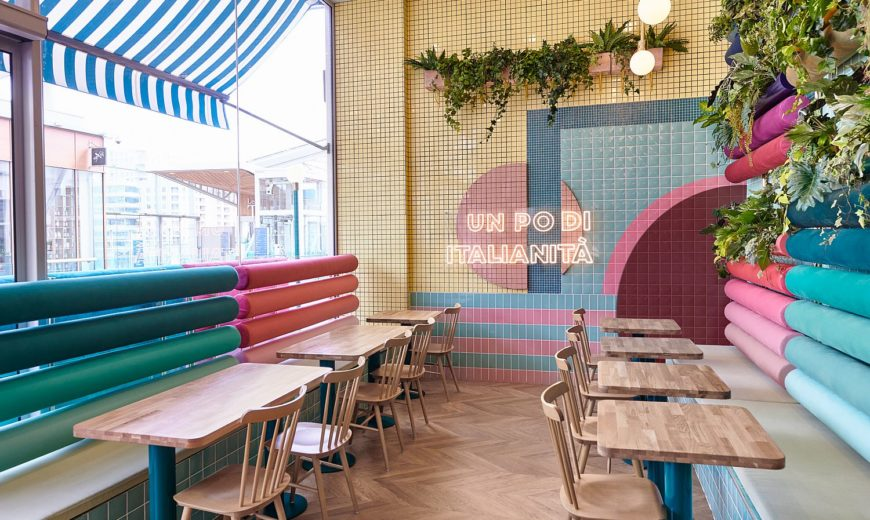 Piada: Vivacious Little Restaurant Brings a bit of Italy to France!