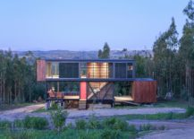 Metallic-frame-and-wood-combine-to-create-a-gorgeous-contemporary-home-in-Chile-with-distant-ocean-views-217x155