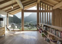 Mezzanine-level-of-the-contemporary-home-in-the-village-of-Vollèges-217x155