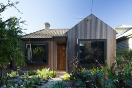 This Revived Victorian Cottage with a Rear Addition is Full of Light and Modernity!