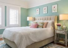 Pastel-green-gives-the-bedroom-a-modern-summery-vibe-217x155