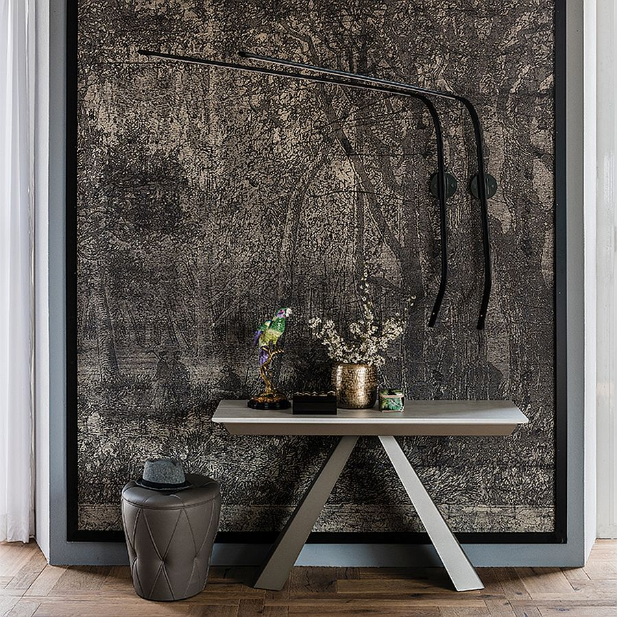 Slim-wall-lamps-blend-into-the-backdrop-effortlessly