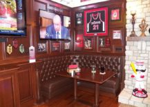 Small-nook-in-the-living-room-turned-into-a-media-room-with-sports-theme-217x155
