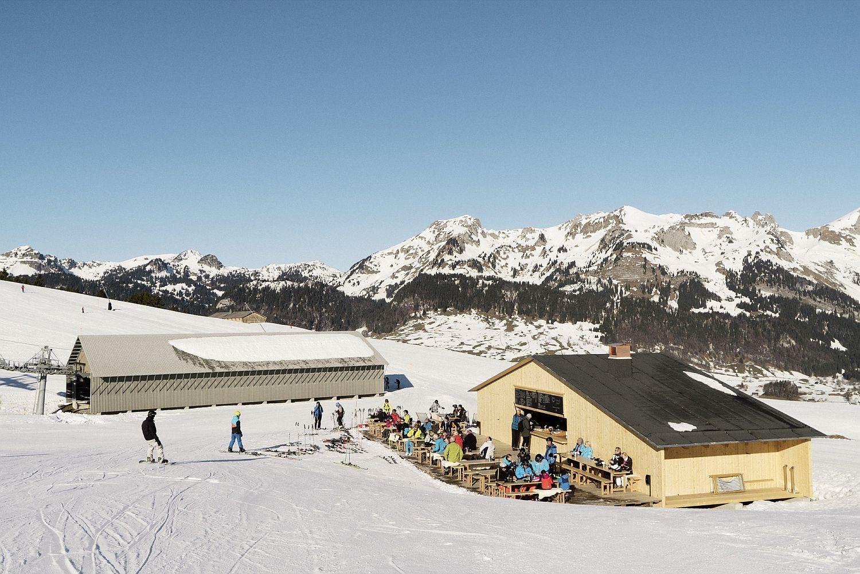 Snow-clad-slopes-of-Toggenburg-around-the-cozy-cabin