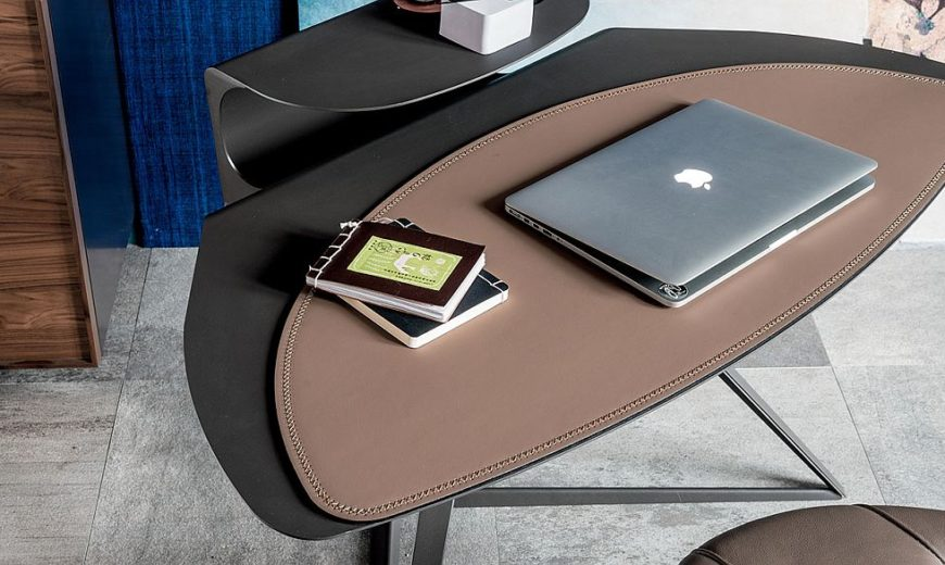 Space-Savvy and in Some Style: Trendy Decor Finds for the Small Home Office