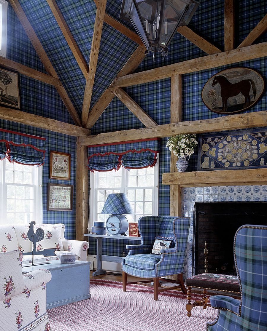 Pattern Overload: 30 Ways to Invite Plaid into Your Home ...