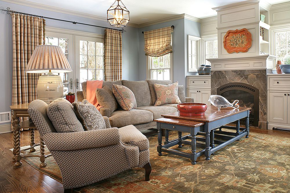 Pattern Overload 30 Ways To Invite Plaid Into Your Home Without Seeming Dated