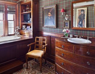 Pattern Overload: 30 Ways to Invite Plaid into Your Home without Seeming Dated!