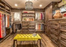 Wooden-drawers-and-shelves-give-this-eclectic-walk-in-closet-a-more-traditional-vibe-217x155