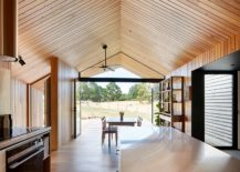 Woodsy-silvertop-ash-lining-boards-shape-the-interior-of-the-extension-217x155