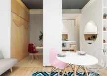 The Small Apartment Dining Room Comes In A Wide Range Of Shapes And Styles  And Is Definitely Not A Dedicated Room Cordoned Off By Four Walls.