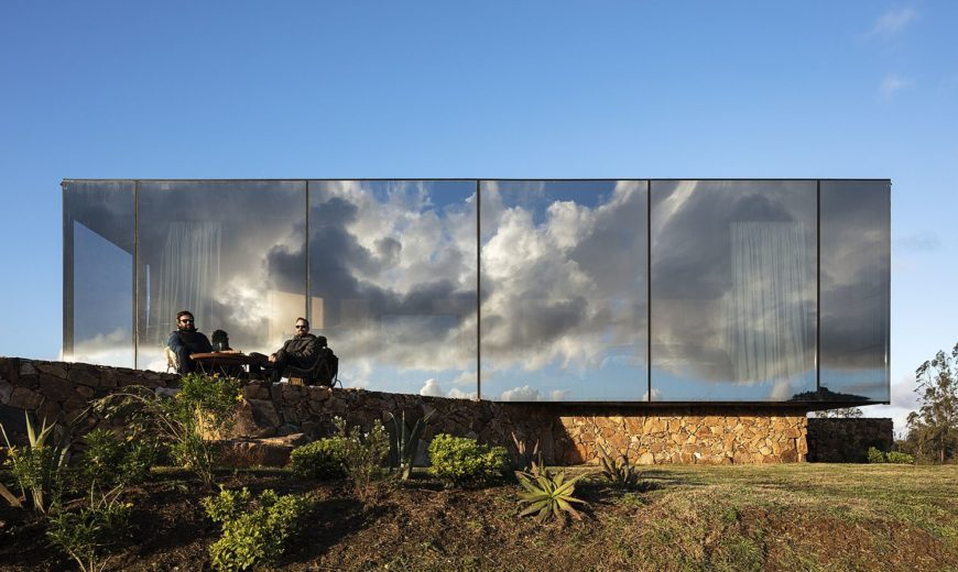 Modular Hotel Shelter In Uruguay Wine Country Reflects Modernism