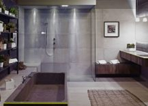 Fabulous-industrial-bathroom-in-concrete-and-wood-217x155