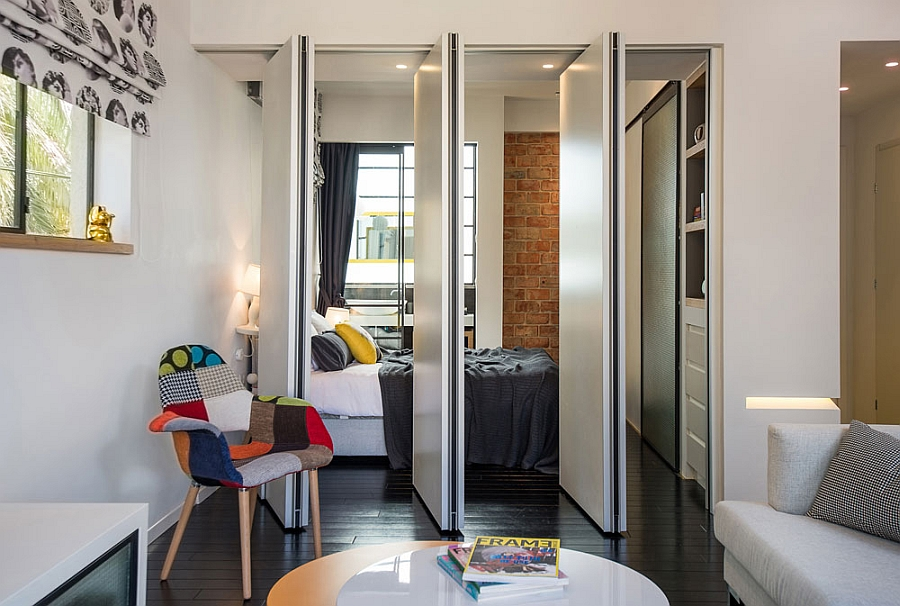 50 Best Space-Savvy Small Apartment Bedrooms Offer a Comforting Escape