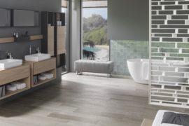 Par-Ker, Easy Living: Ceramic Parquet Design Making Life Easier