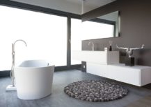 Stunning-minimal-bathroom-with-concrete-floor-217x155