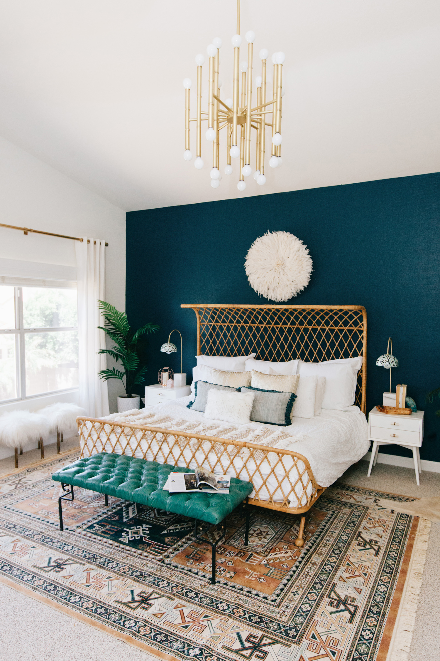A Bedroom Makeover On A Budget