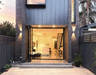 Cheerful Extension Breathes Life Into Semi-Detached Suburban Cottage