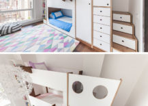 Wall-of-bunk-beds-with-built-in-storage-fetaures-and-smart-steps-217x155