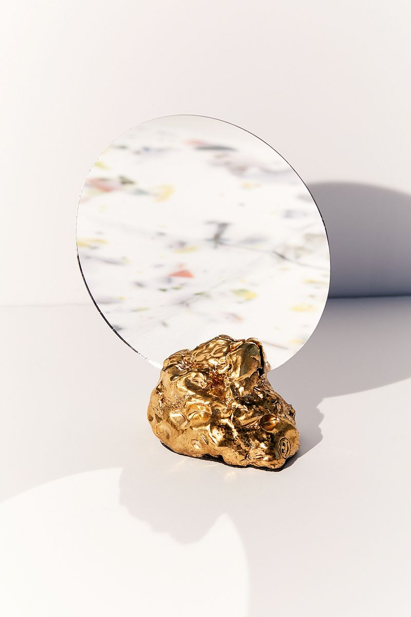 18 carat gold mirror from Urban Outfitters