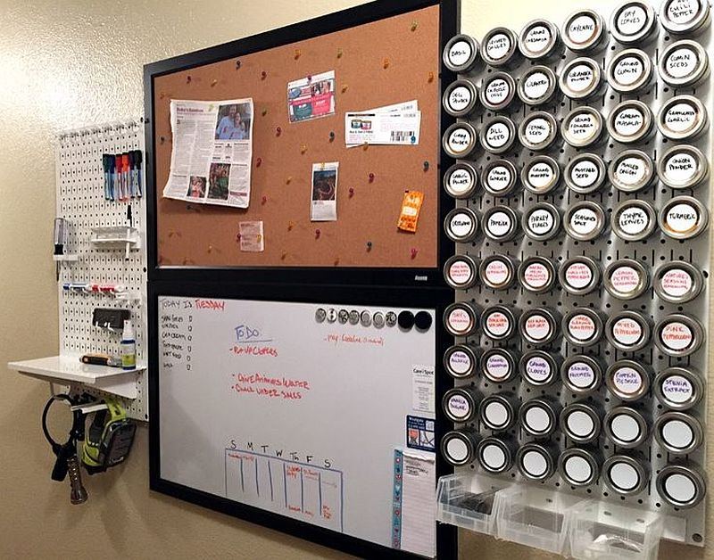 Add-magnetic-feature-to-your-pegboard-for-additional-storage-option